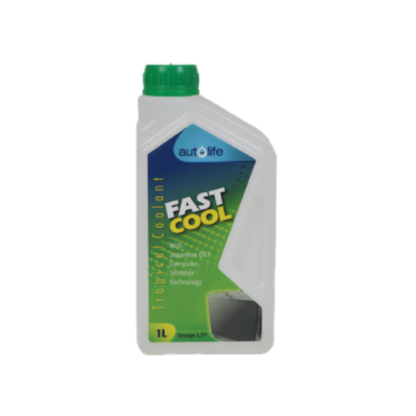 Tropical Coolant Fast Cool